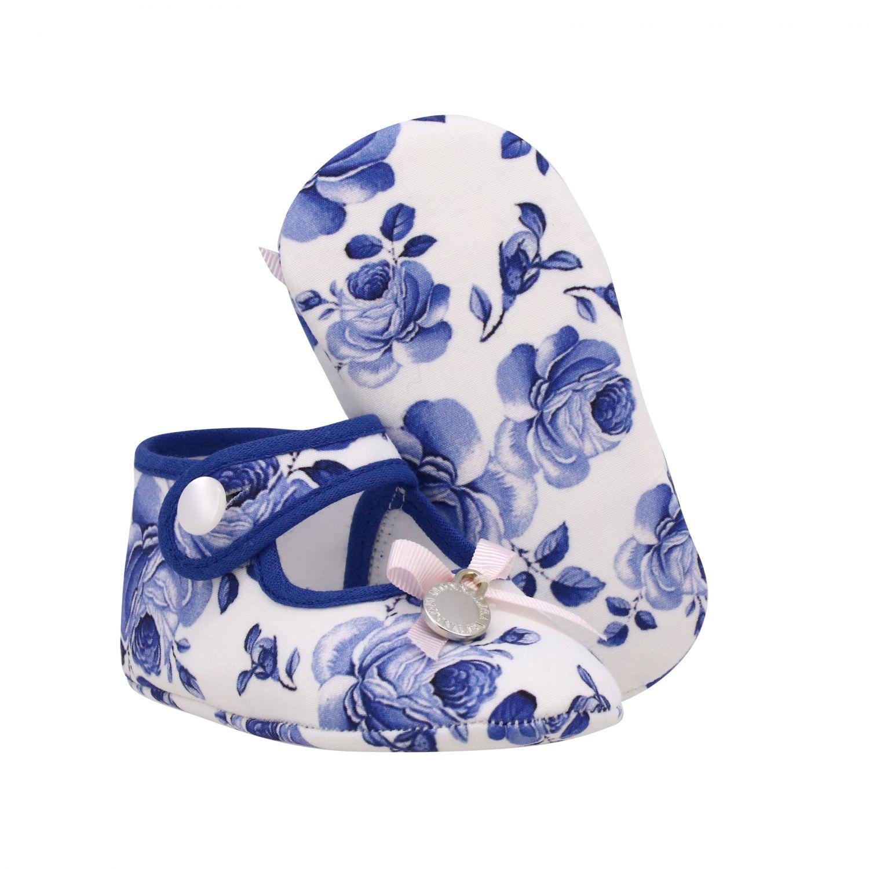 鞋履 儿童 Monnalisa Bebe' 白色 2
