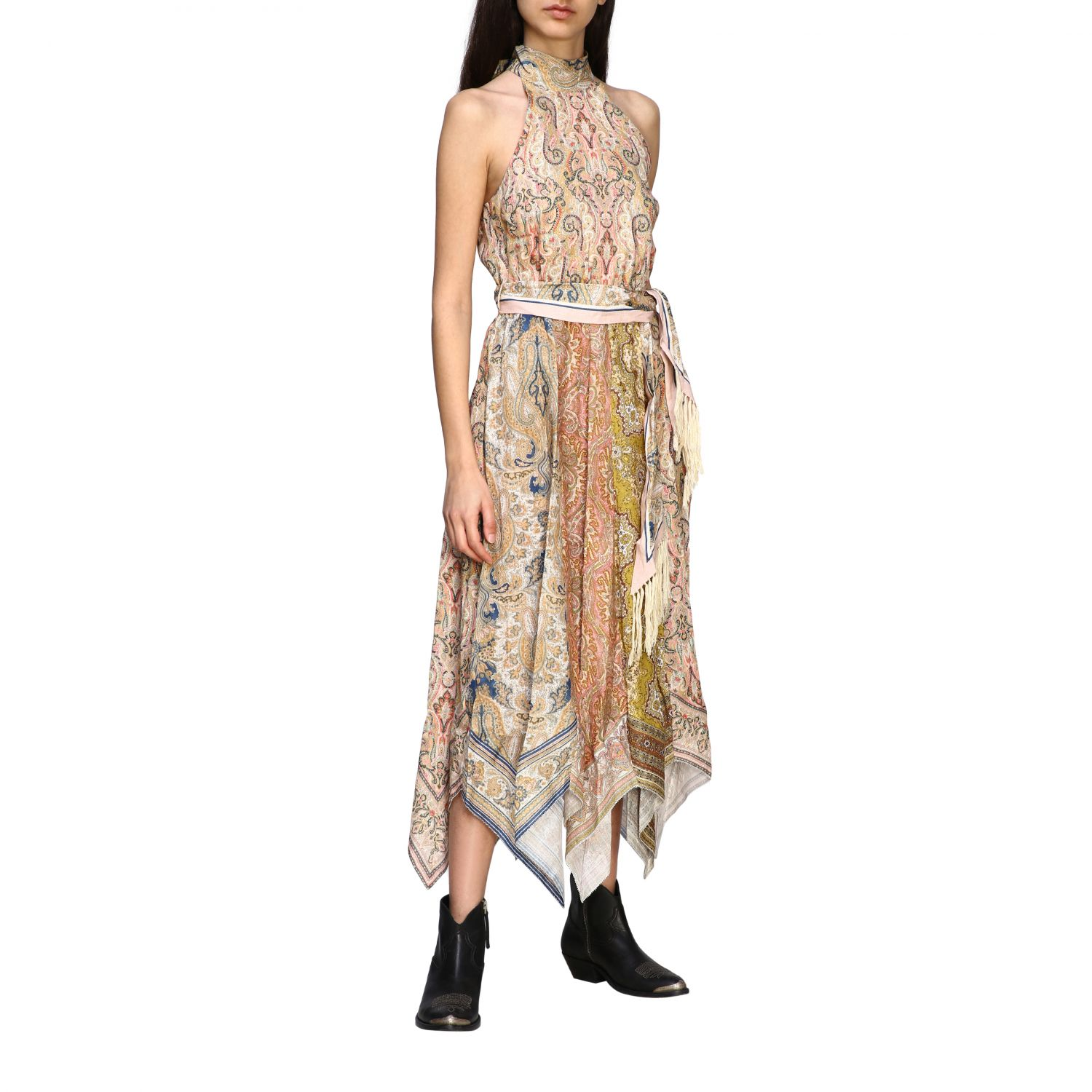 Robes femme Zimmermann multicolore 1