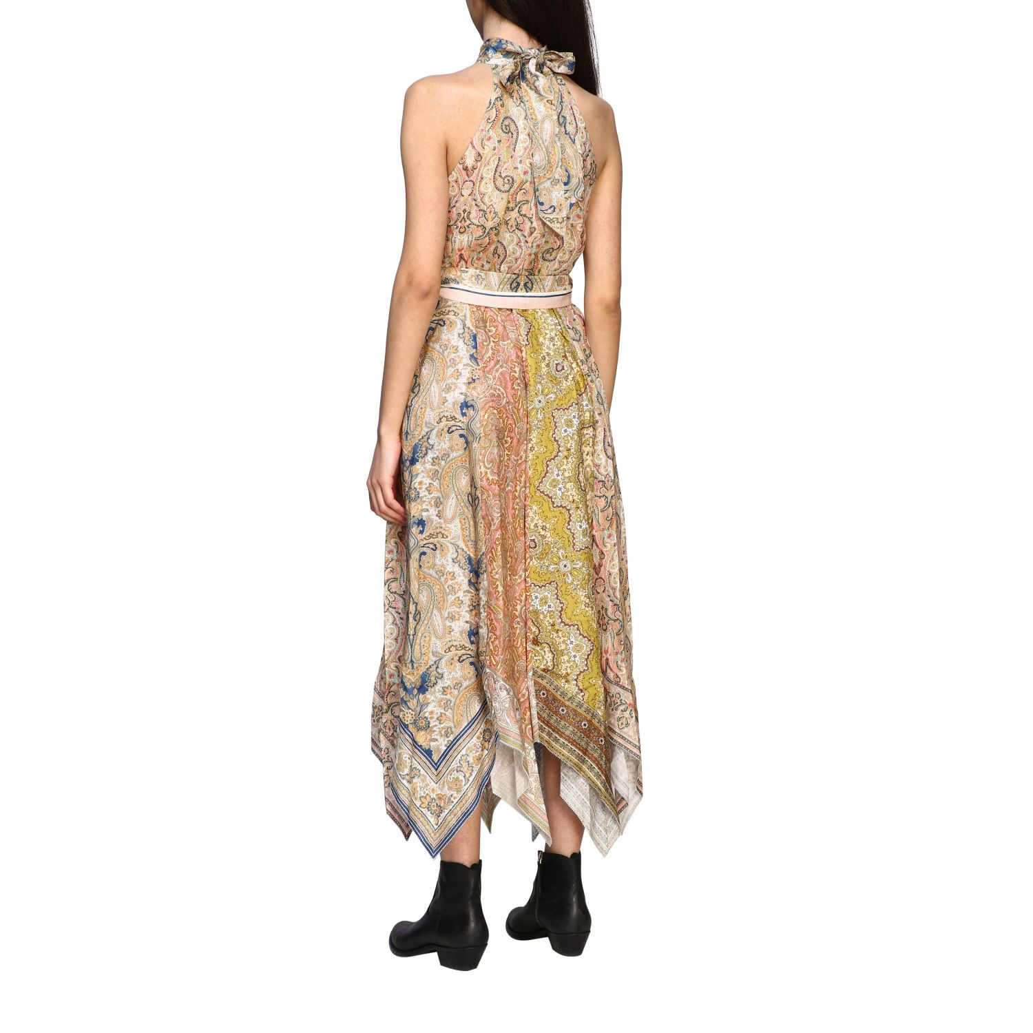 Robes femme Zimmermann multicolore 2