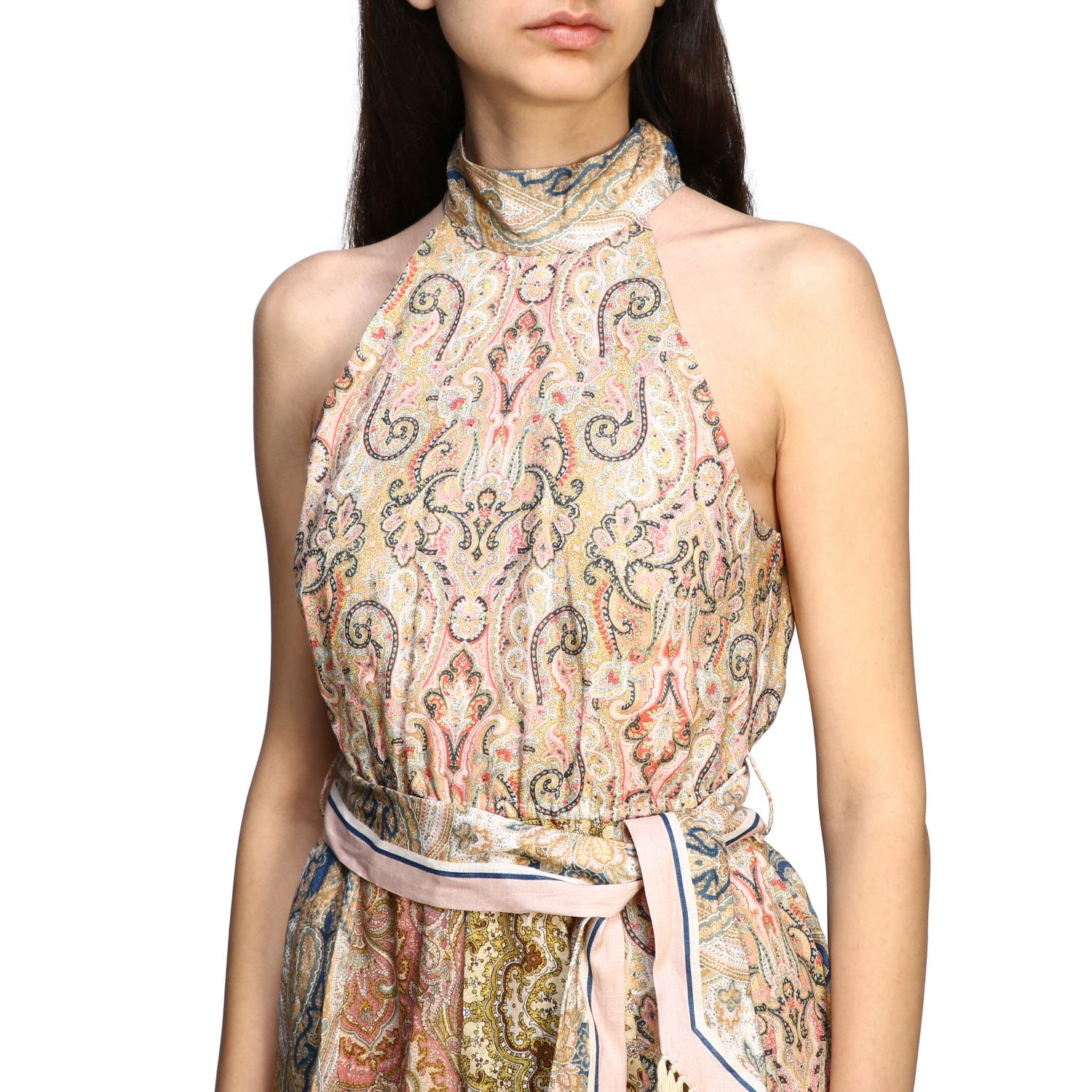 Robes femme Zimmermann multicolore 4