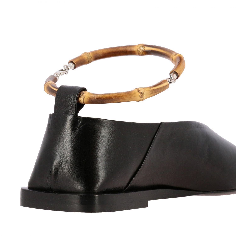 Ballet pumps Jil Sander: Shoes women Jil Sander black 4