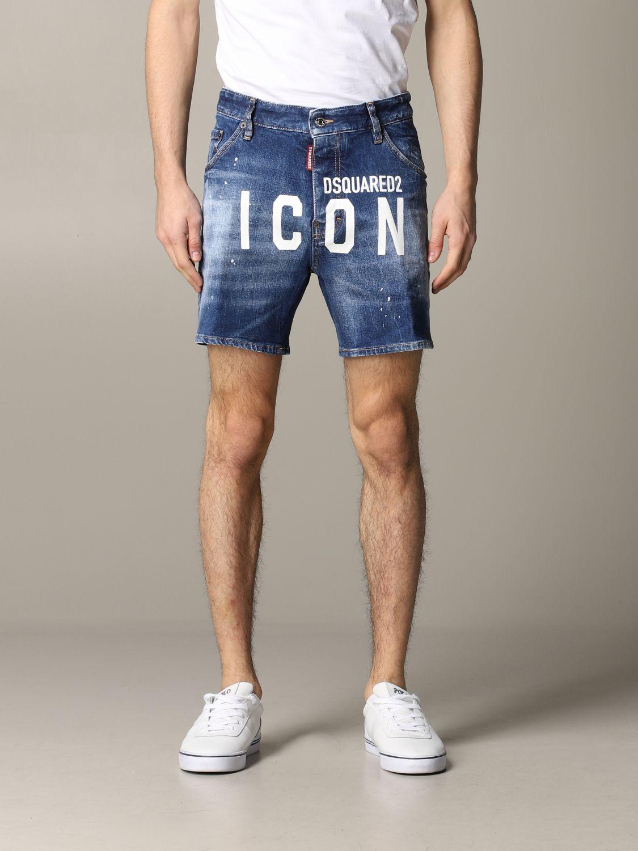 dsquared2 short jeans