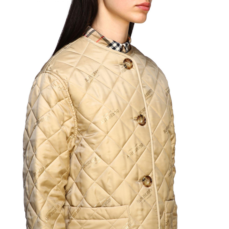 Куртка Женское Burberry экрю 5