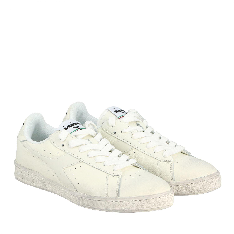 Sneakers Diadora: Sneakers herren Diadora weiß 2