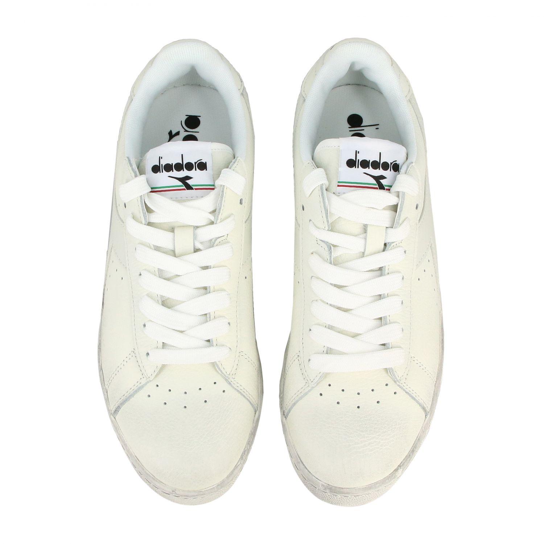 Sneakers Diadora: Sneakers herren Diadora weiß 3