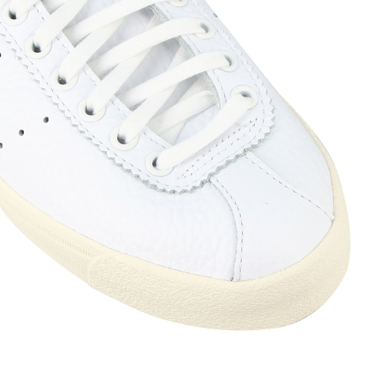 Sneakers Adidas Originals: Sneakers lacombe Adidas Originals in pelle con contrasti e logo bianco 4
