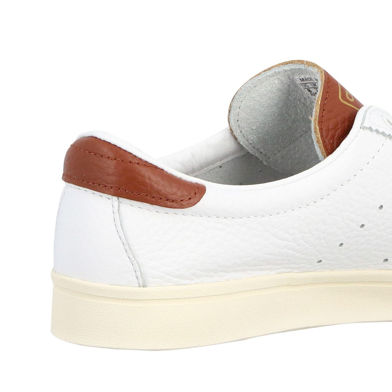 Sneakers Adidas Originals: Sneakers lacombe Adidas Originals in pelle con contrasti e logo bianco 5