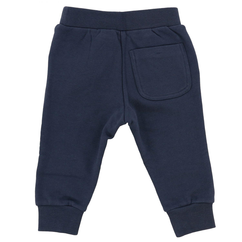 Pantalon de jogging Diesel avec logo bleu 2