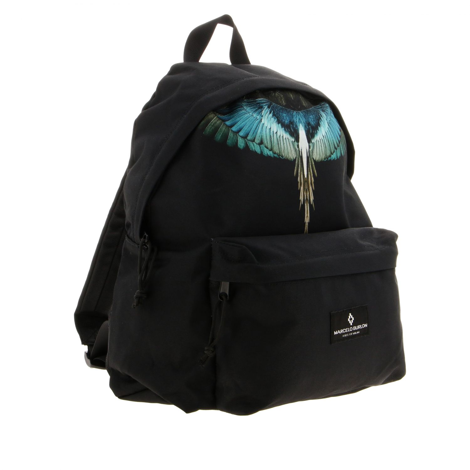 Duffel bag kids Marcelo Burlon black 2