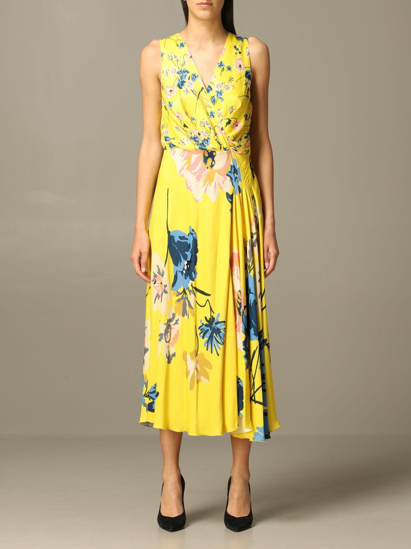 Dress Antonio Marras: Dress women Antonio Marras yellow 1