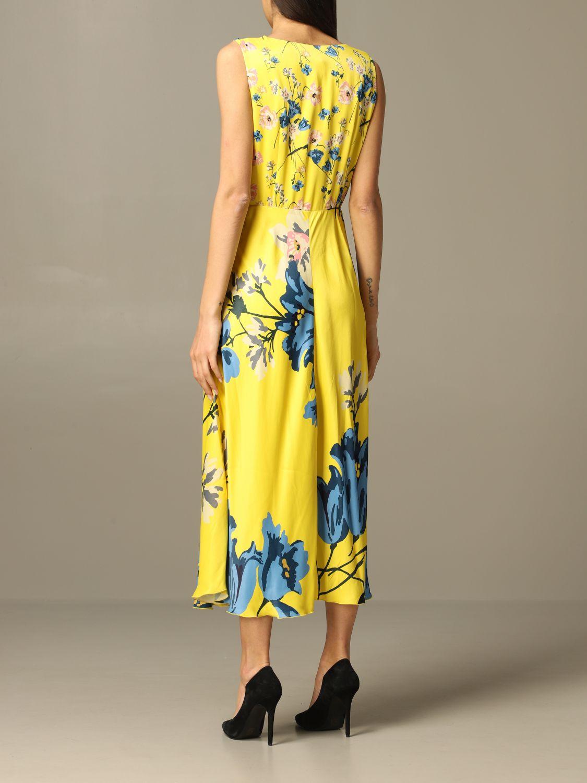 Dress Antonio Marras: Dress women Antonio Marras yellow 2