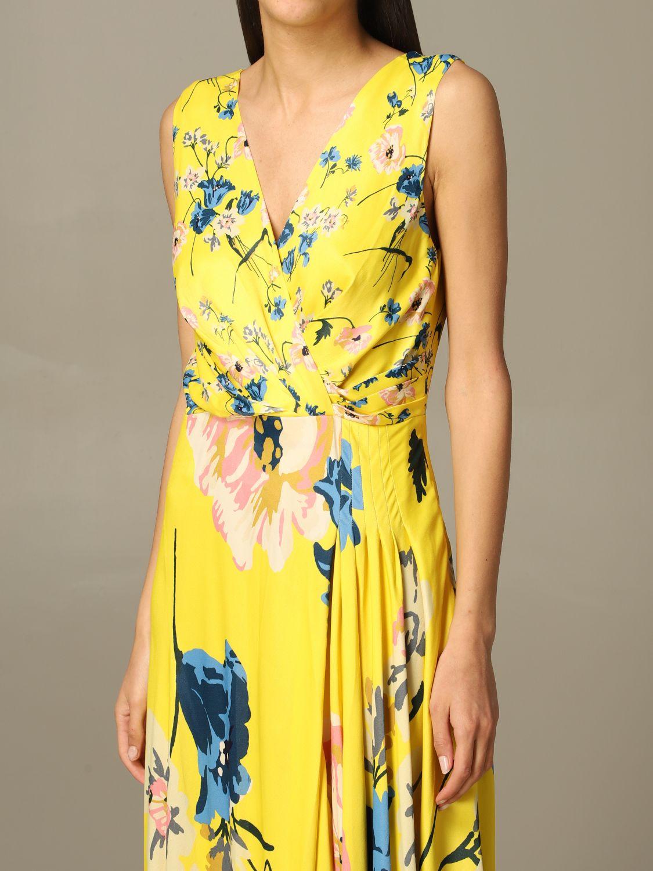 Dress Antonio Marras: Dress women Antonio Marras yellow 3