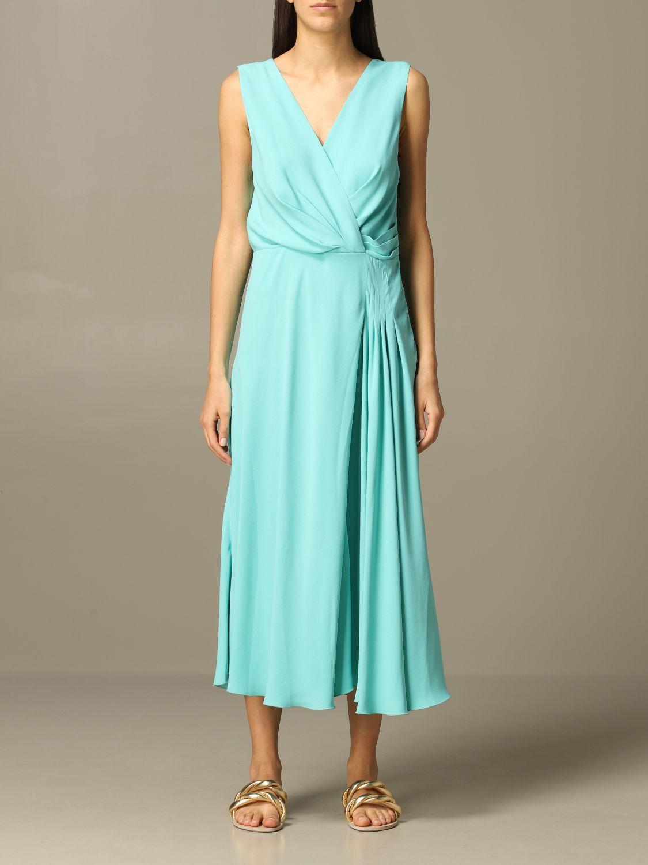 Dress Antonio Marras: Dress women Antonio Marras green 1