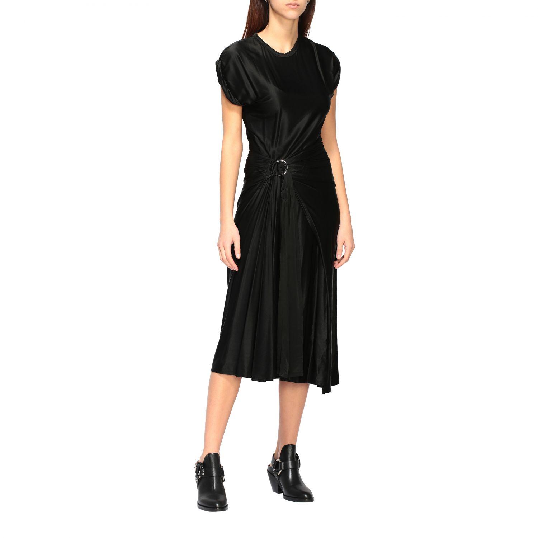 Dress Paco Rabanne: Dress women Paco Rabanne black 1