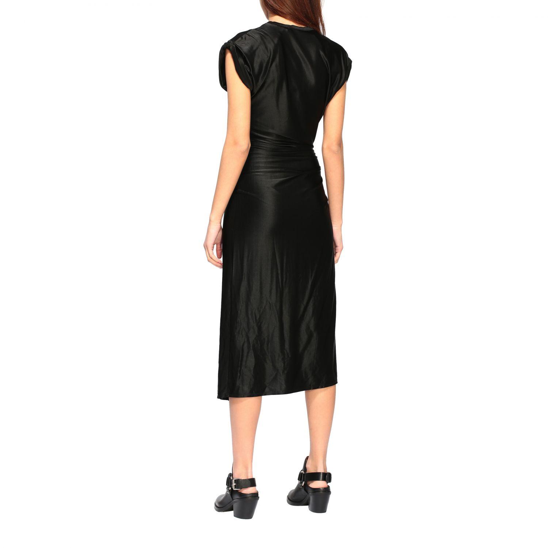 Dress Paco Rabanne: Dress women Paco Rabanne black 3