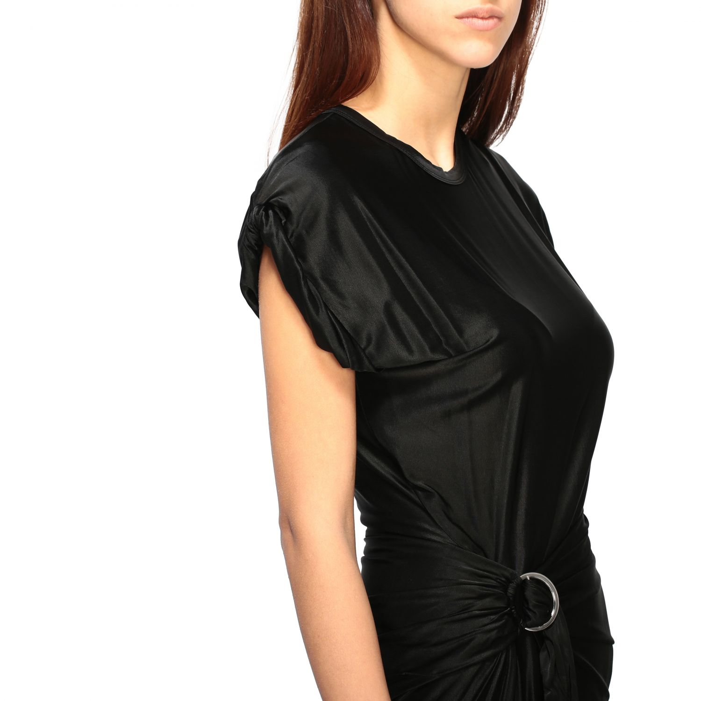 Dress Paco Rabanne: Dress women Paco Rabanne black 4