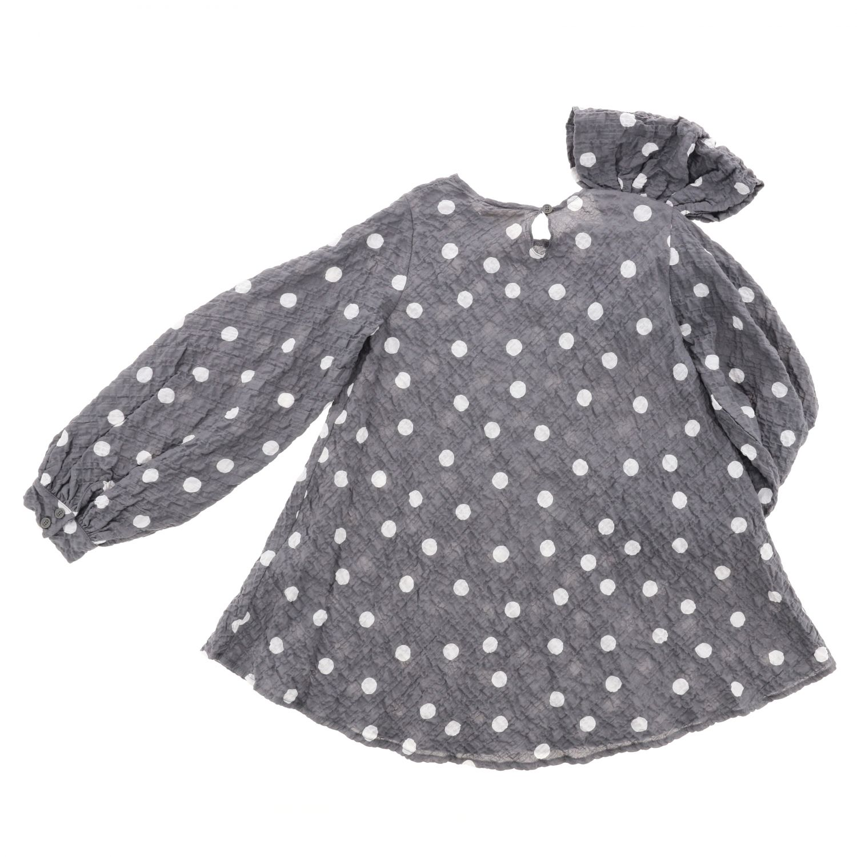 Vestido niños Douuod gris 2