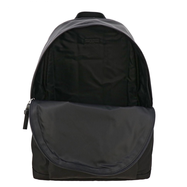 Duffel bag kids Dolce & Gabbana black 5