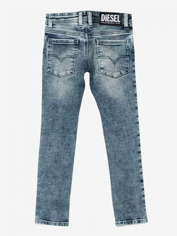 Jeans Diesel: Jeans Diesel a 5 tasche bianco 2