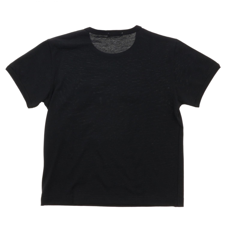 T-shirt Dolce & Gabbana: Maglia Dolce & Gabbana a maniche corte con mini logo nero 2