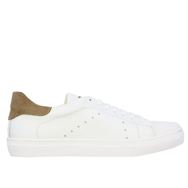 Спортивная обувь Barba Napoli: Обувь Мужское Barba Napoli белый 1