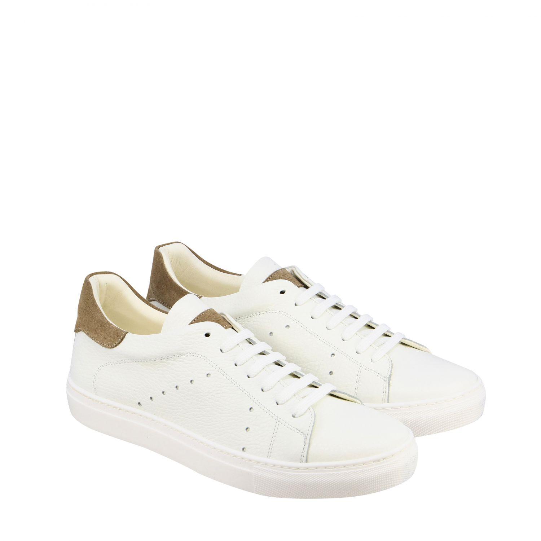 Спортивная обувь Barba Napoli: Обувь Мужское Barba Napoli белый 2