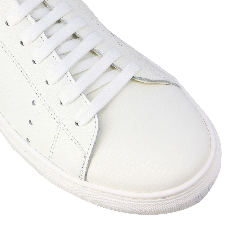 Спортивная обувь Barba Napoli: Обувь Мужское Barba Napoli белый 3