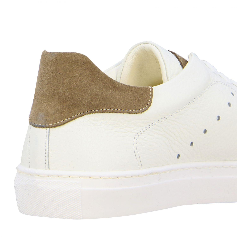 Спортивная обувь Barba Napoli: Обувь Мужское Barba Napoli белый 4
