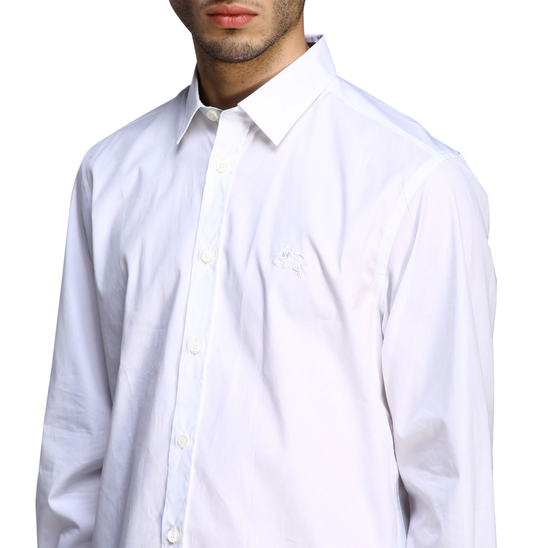 Shirt men Burberry white 5