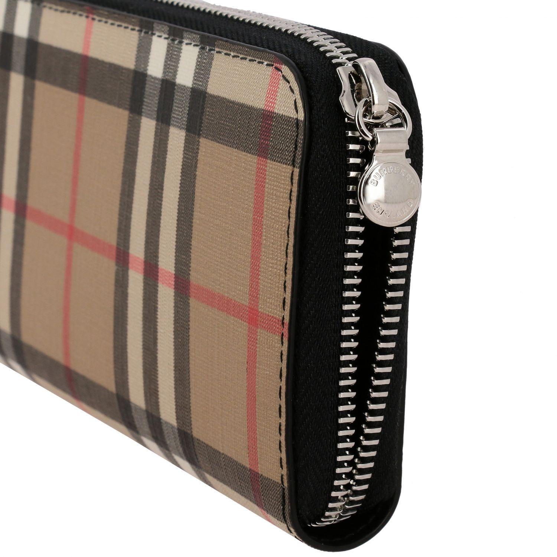 Wallet women Burberry black 4