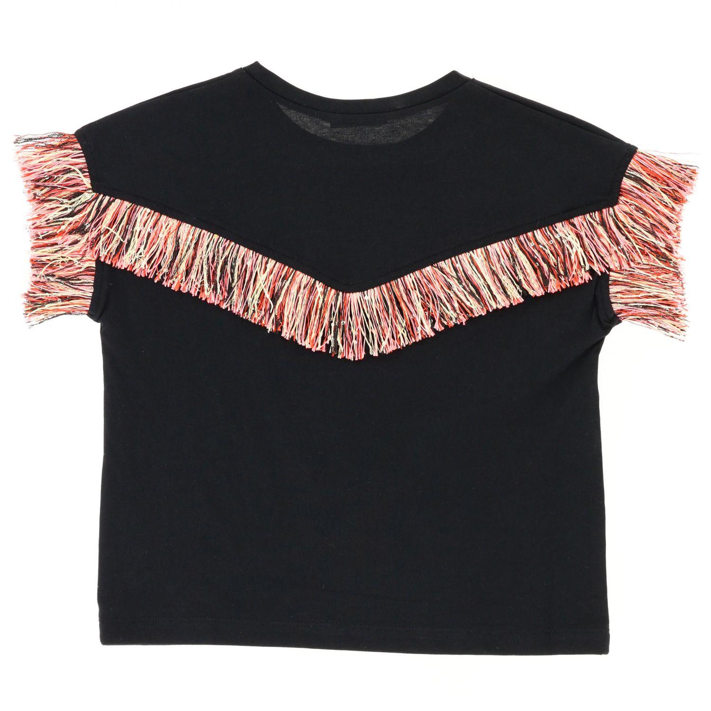 T-shirt kids Liu Jo black 2