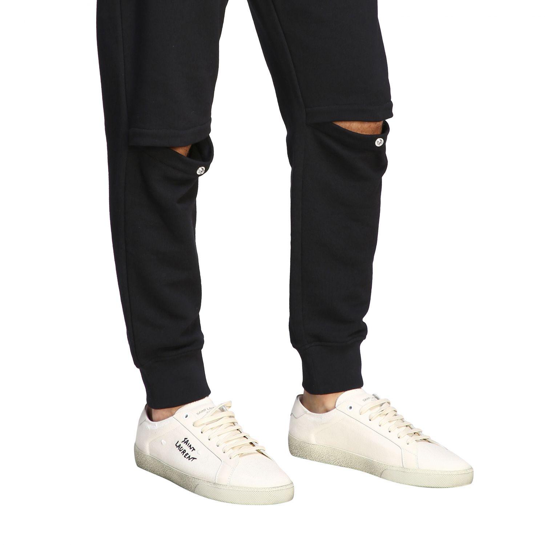 Pantalón Alexander Mcqueen: Pantalón hombre Alexander Mcqueen negro 5