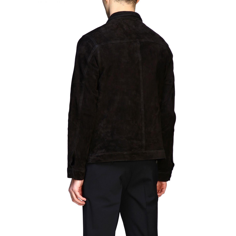 Куртка Ami Alexandre Mattiussi: Куртка Мужское Ami Alexandre Mattiussi черный 3