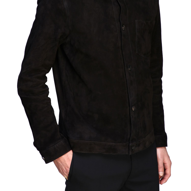 Куртка Ami Alexandre Mattiussi: Куртка Мужское Ami Alexandre Mattiussi черный 5