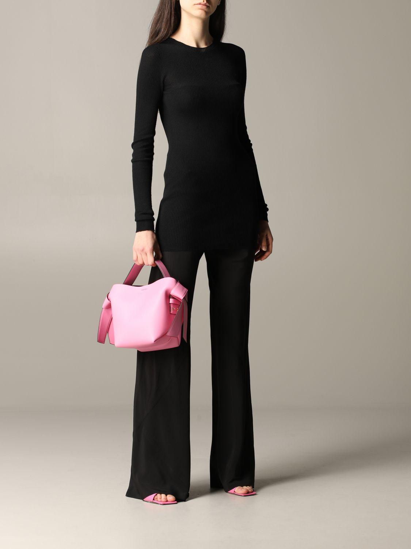 Pullover damen Rick Owens schwarz 2