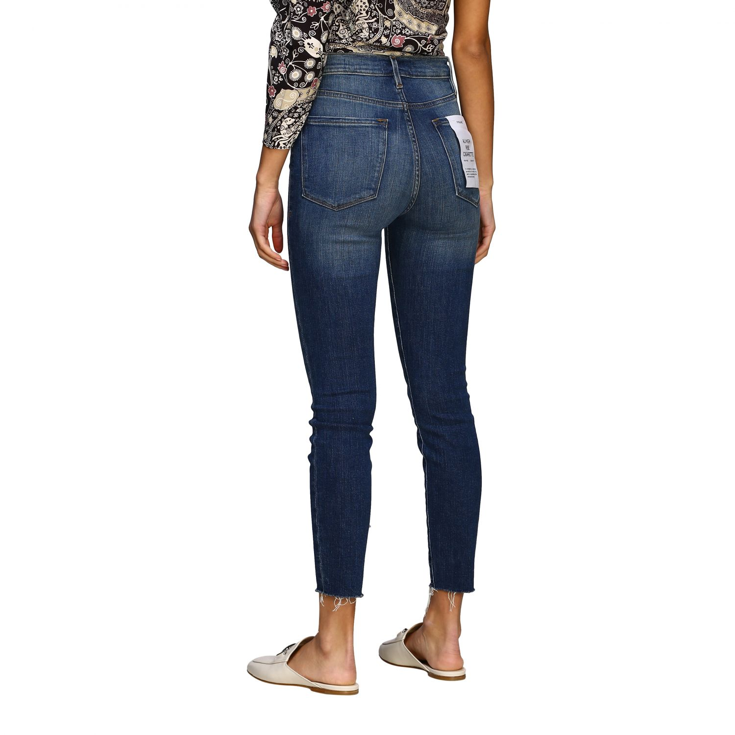 Jeans women Frame blue 3