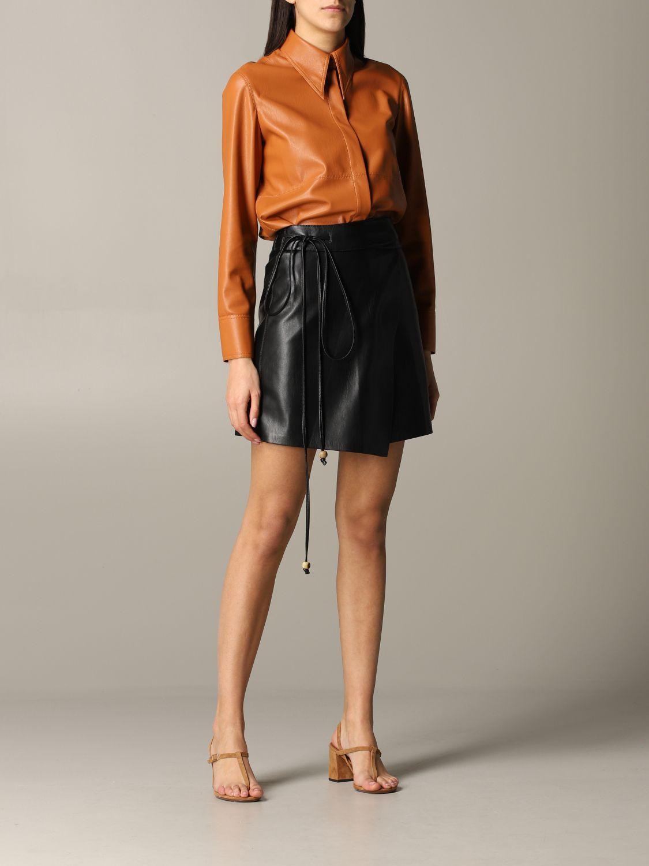 Skirt Nanushka: Skirt women Nanushka black 2