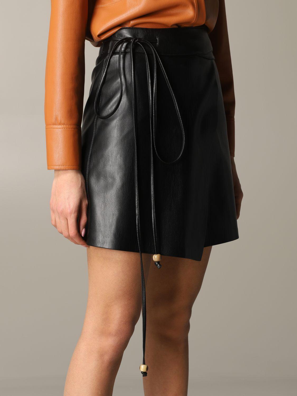 Skirt Nanushka: Skirt women Nanushka black 5