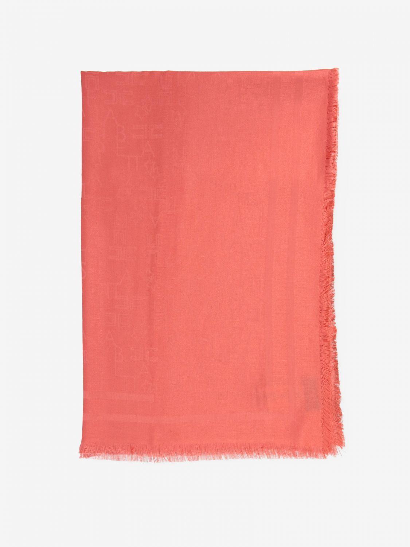 écharpe femme Elisabetta Franchi orange 1