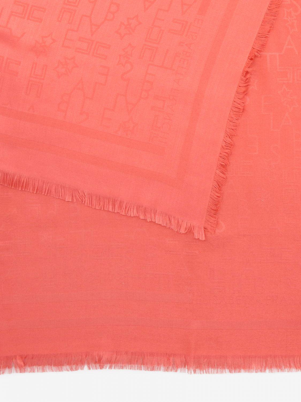 écharpe femme Elisabetta Franchi orange 3