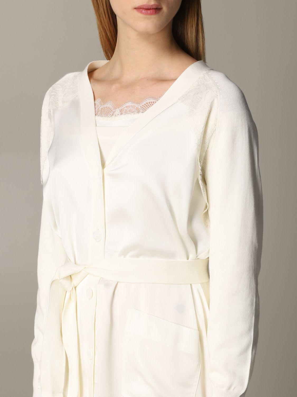 针织开衫 女士 My Twin 白色 5