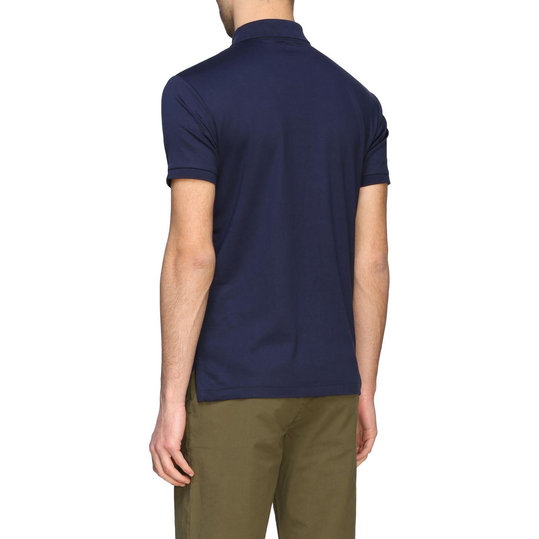Polo Polo Ralph Lauren a maniche corte blue navy 3