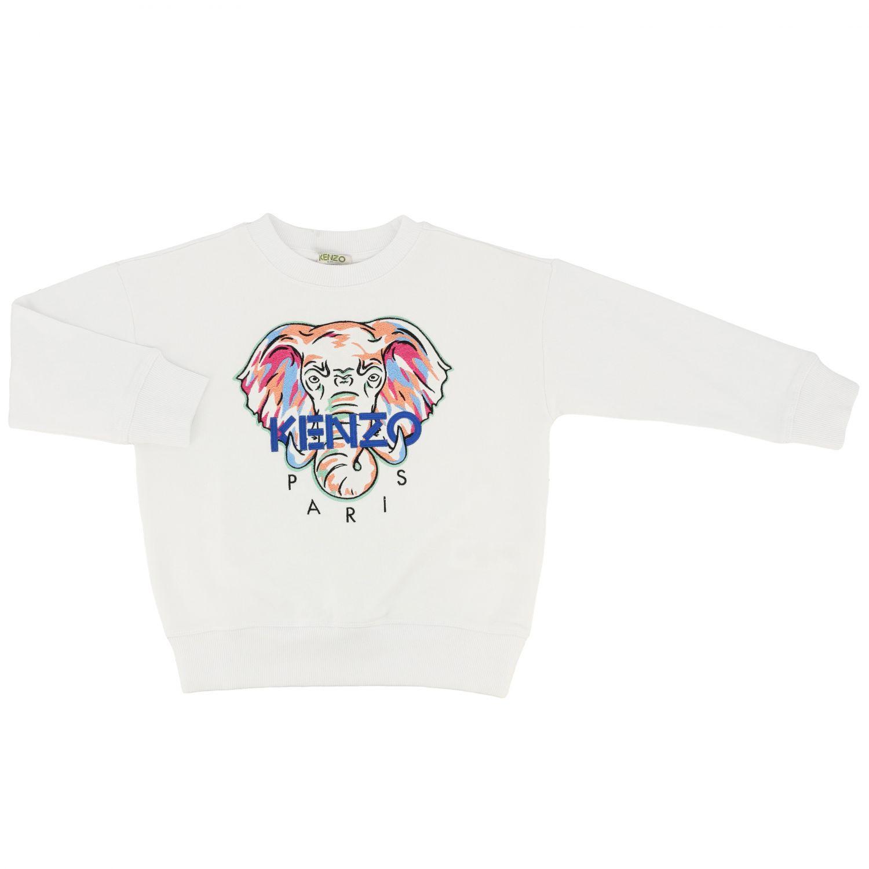 Jersey Kenzo Junior: Jersey niños Kenzo Junior blanco 1