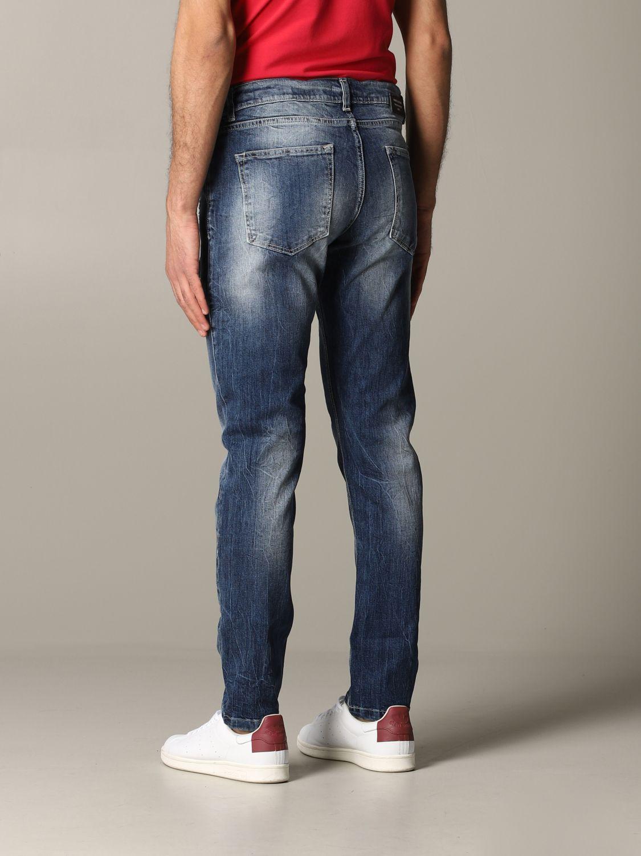 Jeans Daniele Alessandrini: Jeans herren Daniele Alessandrini denim 3