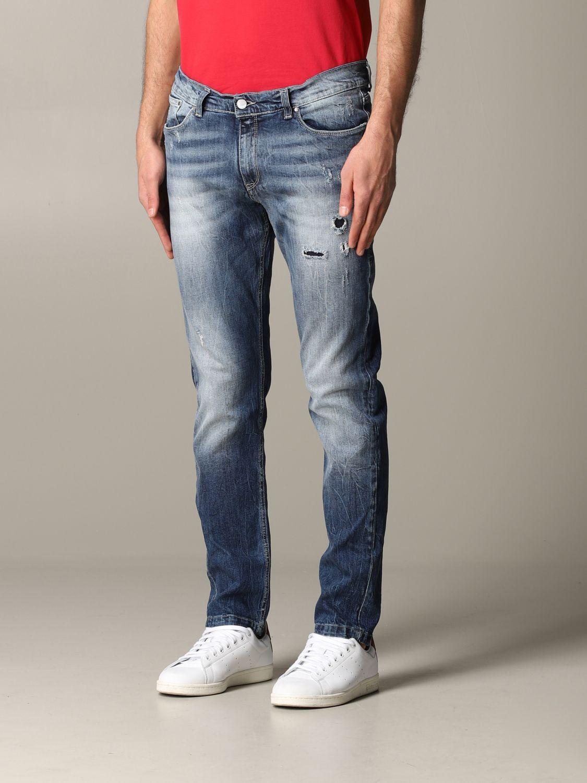 Jeans Daniele Alessandrini: Jeans herren Daniele Alessandrini denim 4