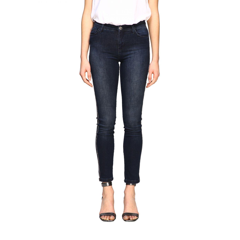 Jeans My Twin skinny fit a 5 tasche denim 1
