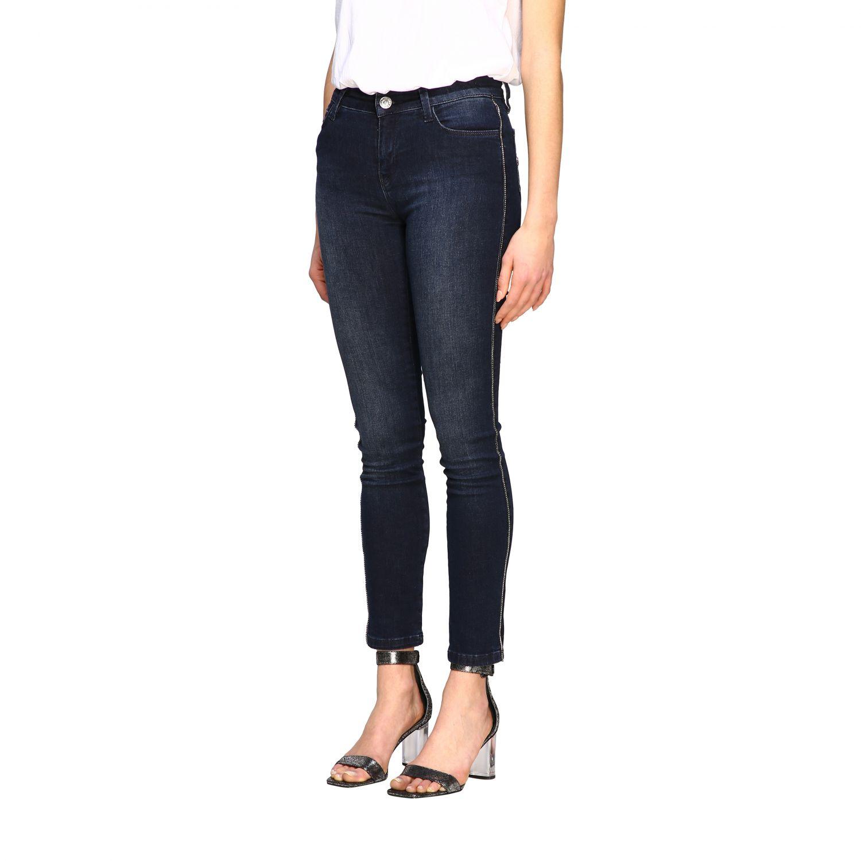 Jeans My Twin skinny fit a 5 tasche denim 4