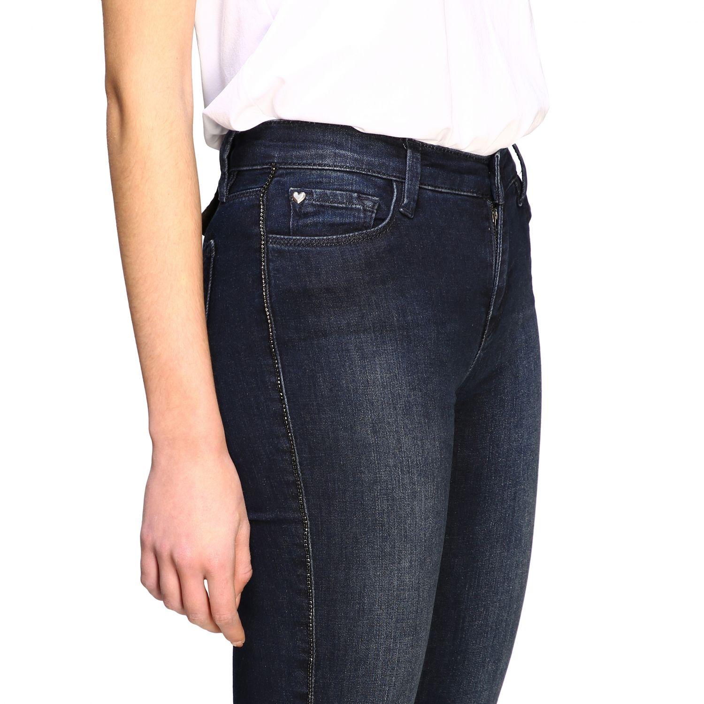 Jeans My Twin skinny fit a 5 tasche denim 5