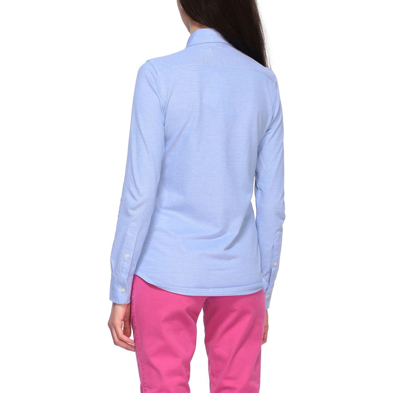 Polo Ralph Lauren 纽扣领衬衫 天蓝色 3