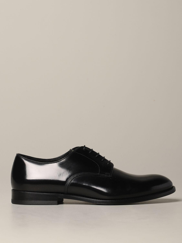 Schuhe herren Doucal's schwarz 1